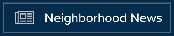 Neighborhood news button footer